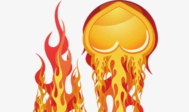 Hai ngọn lửa - Thơ Bùi Xuân