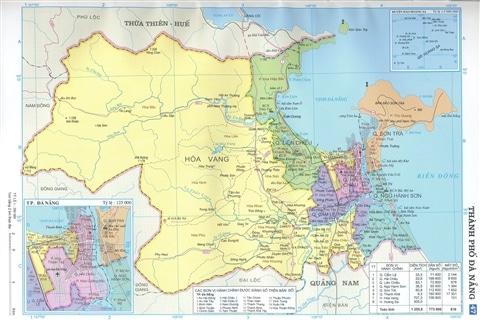 Giới thiệu khái quát thành phố Đà Nẵng