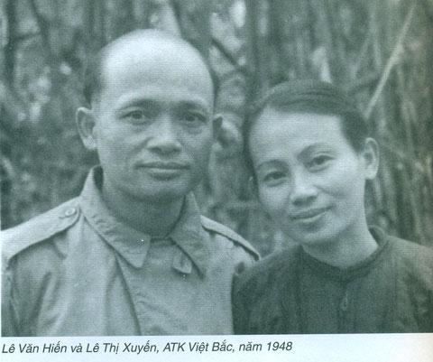 Bộ Trưởng Lê Văn Hiến