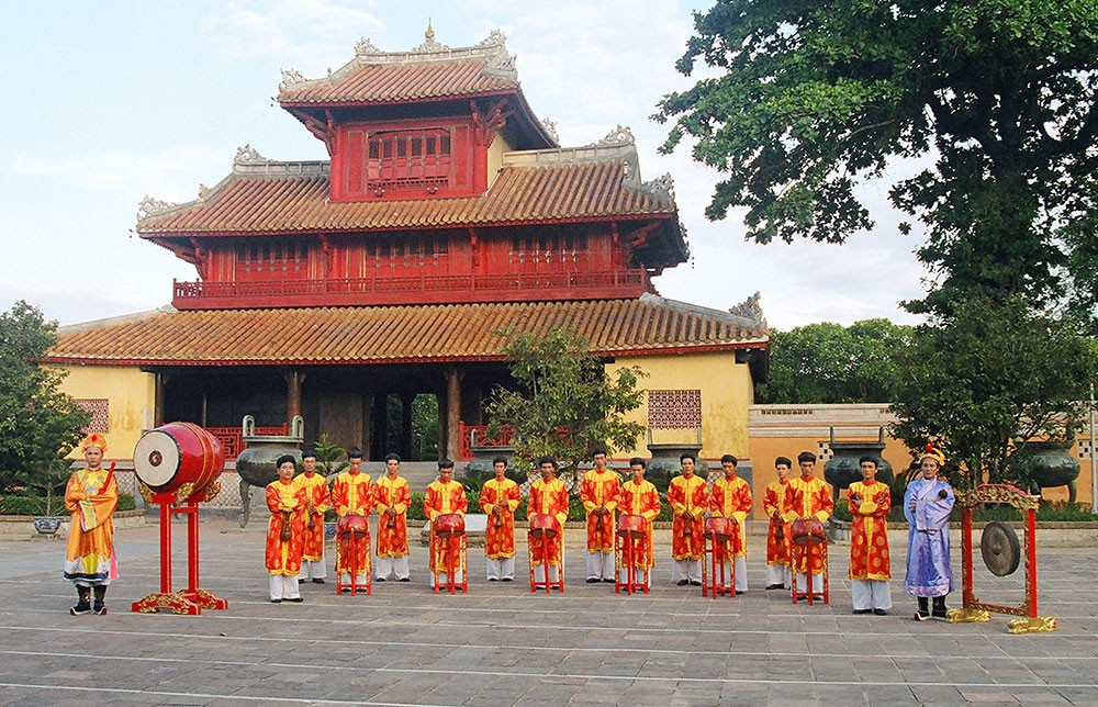 Bảo tàng cổ vật Huế -