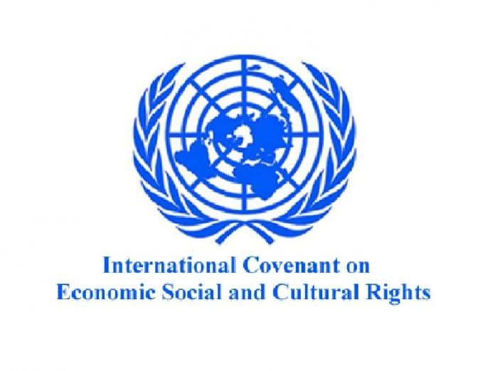 Công ước quốc tế về các quyền kinh tế xã hội và văn hóa
