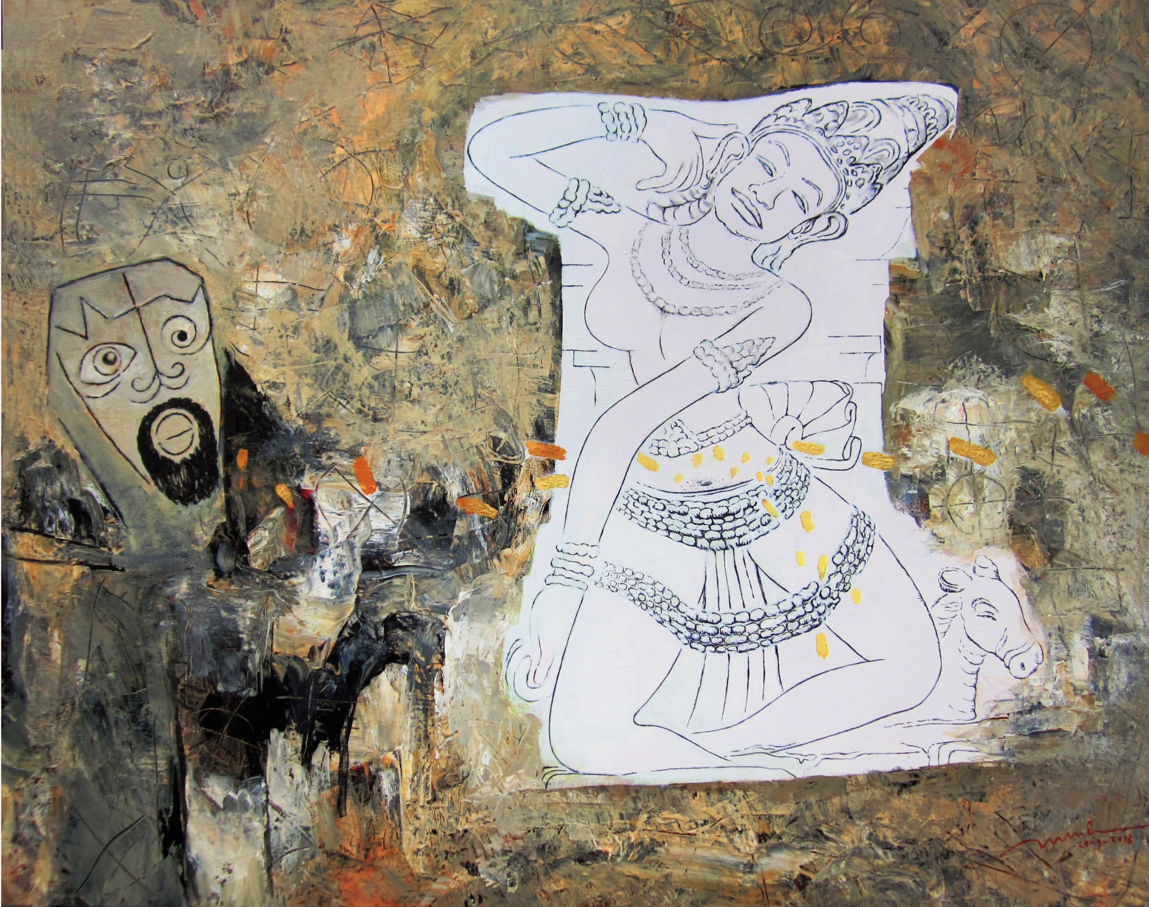 Tác phẩm Vũ nữ Trà Kiệu và tôi / Tra Kieu dancer and me