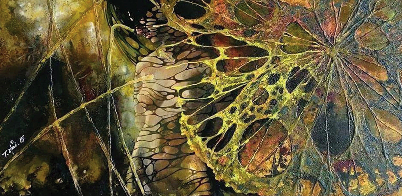 Tác phẩm Thu sang / The arrival of autumn