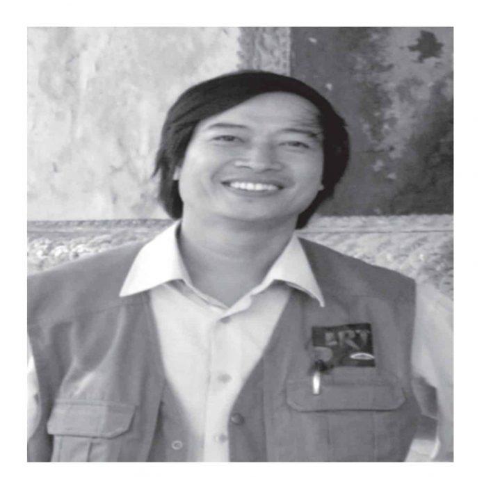 Tác giả Hồ Đình Nam Kha