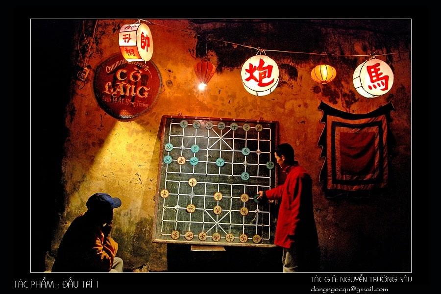 Tác phẩm nhiếp ảnh Nguyễn Trường Sáu