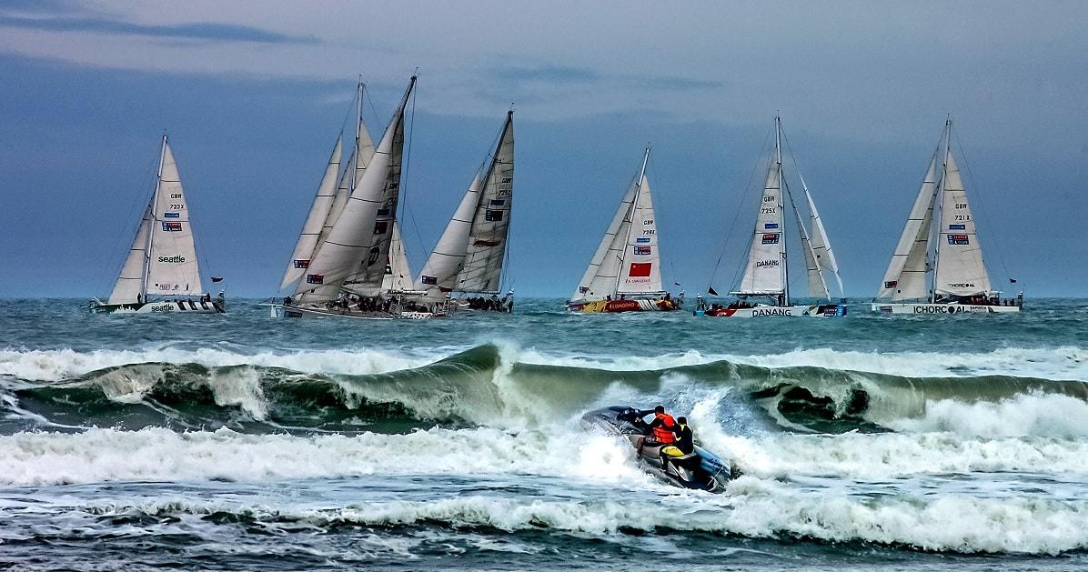 Cuộc đua thuyền buồm quốc tế Clipper 2015-2016 tại Đà Nẵng