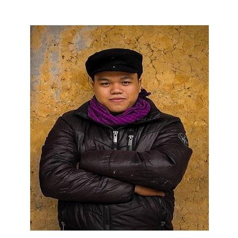 Nhà nhiếp ảnh Võ Hoàng Vũ