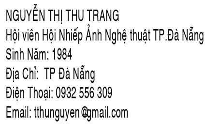 tác giả Nguyễn Thị Thu Trang
