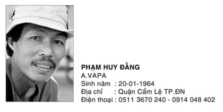 Tác giả Phạm Huy Đằng