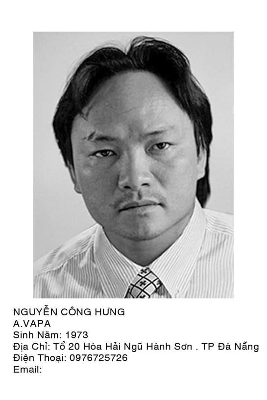 Tác giả Nguyễn Công Hưng
