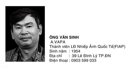 Tác giả Ông Văn Sinh