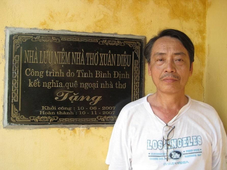 Xuân Diệu ở Thị trấn Nghèn, Can Lộc, Hà Tĩnh