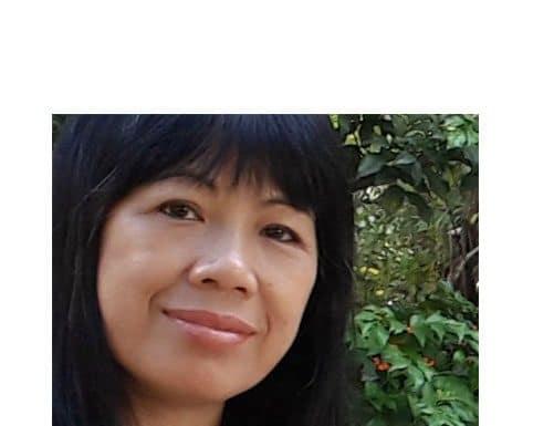 Nhà thơ Đinh Thị Như Thúy