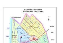 Giới thiệu khái quát huyện U Minh
