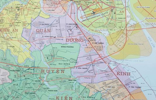 Giới thiệu khái quát quận Dương Kinh - Thành phố Hải Phòng