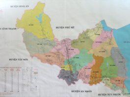 Giới thiệu khái quát huyện Phù Cát