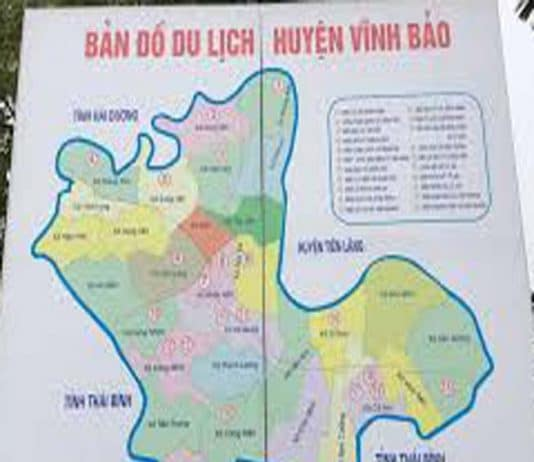 Giới thiệu khái quát huyện Vĩnh Bảo