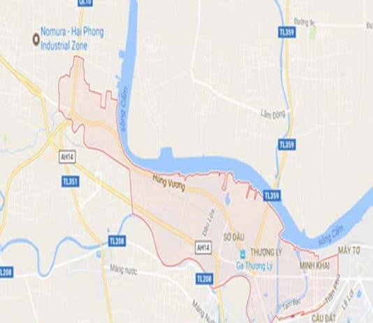 Giới thiệu khái quát quận Hồng Bàng