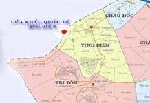 Giới thiệu khái quát huyện Tri Tôn