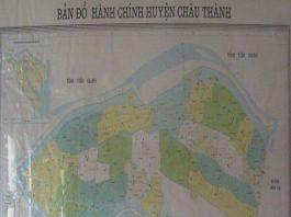 Giới thiệu khái quát huyện Châu Thành - Tỉnh Bến Tre