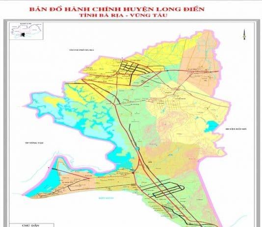 Giới thiệu khái quát huyện Long Điền
