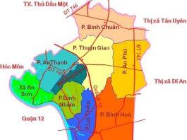Giới thiệu khái quát thị xã Thuận An