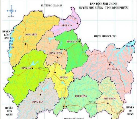 Giới thiệu khái quát huyện Phú Riềng