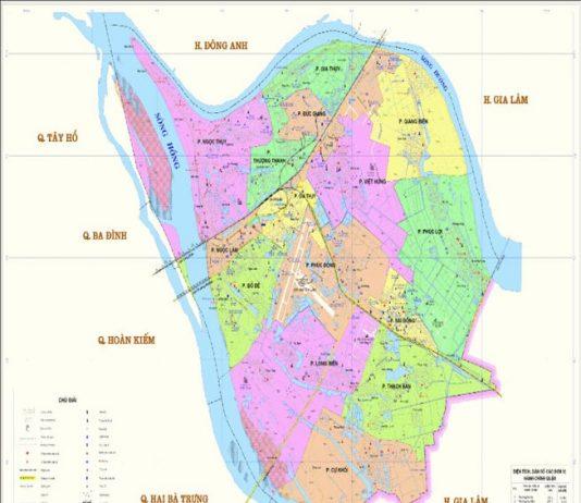 Giới thiệu khái quát quận Long Biên