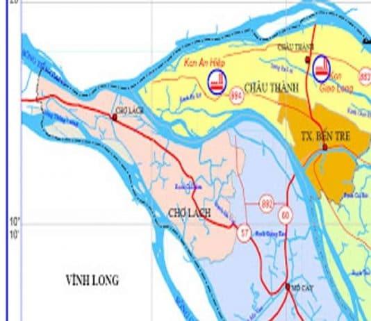 Giới thiệu khái quát huyện Chợ Lách - Tỉnh Bến Tre - vansudia.net