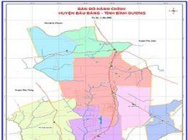 Giới thiệu khái quát huyện Bàu Bàng