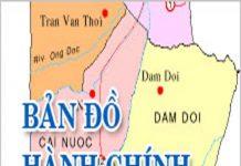 Giới thiệu khái quát huyện Đầm Dơi