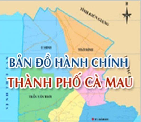 Giới thiệu khái quát thành phố Cà Mau