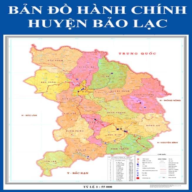 Giới thiệu khái quát huyện Bảo Lạc