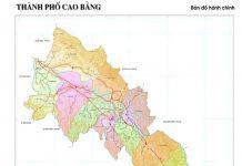 Giới thiệu khái quát thành phố Cao Bằng