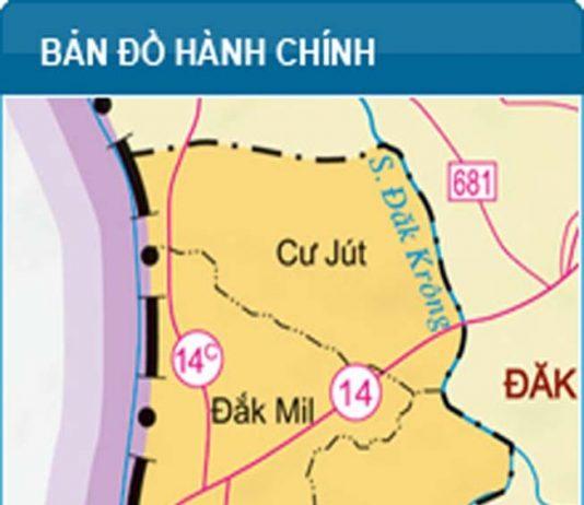 Giới thiệu khái quát huyện Cư Jut