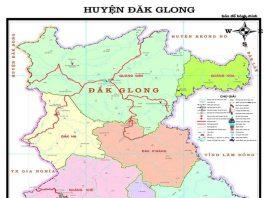 Giới thiệu khái quát huyện Đăk Glong