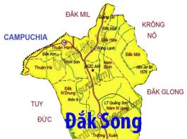 Giới thiệu khái quát huyện Đắk Song