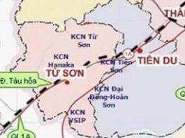Giới thiệu khái quát thị xã Từ Sơn