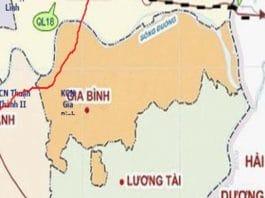 Giới thiệu khái quát huyện Lương Tài