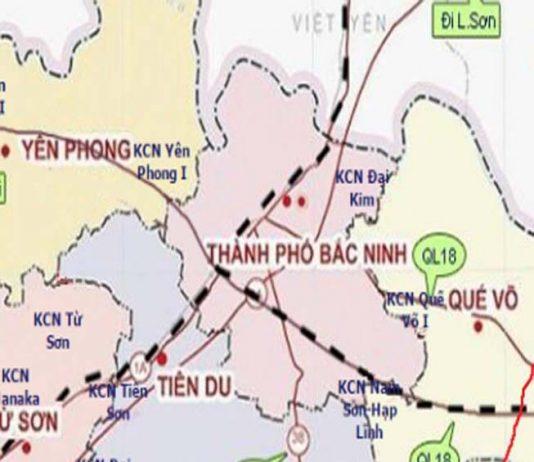 Giới thiệu khái quát thành phố Bắc Ninh