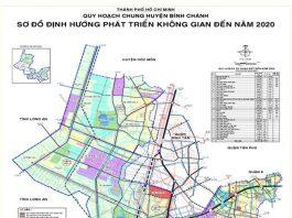 Giới thiệu khái quát huyện Bình Chánh