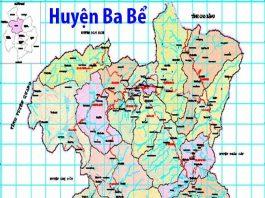Giới thiệu khái quát huyện Ba Bể