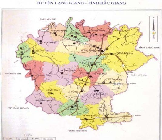 Giới thiệu khái quát huyện Lạng Giang