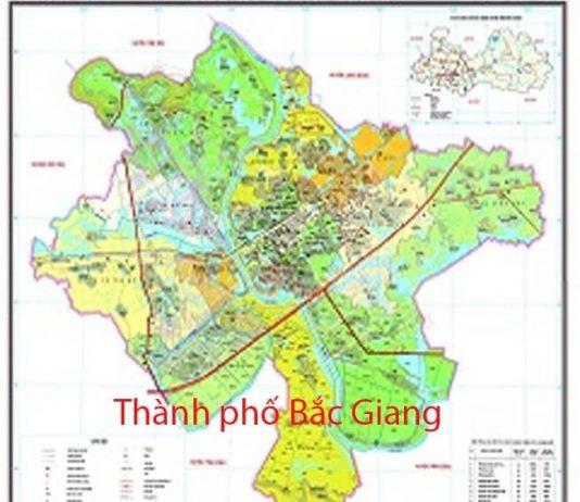 Giới thiệu khái quát thành phố Bắc Giang