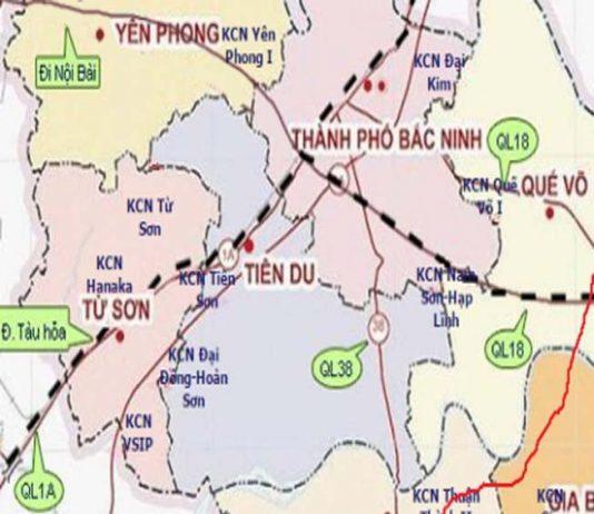 Giới thiệu khái quát huyện Tiên Du