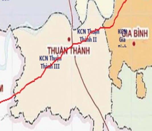Giới thiệu khái quát huyện Thuận Thành