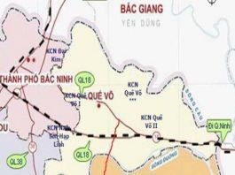 Giới thiệu khái quát huyện Quế Võ