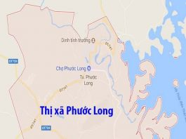 Giới thiệu khái quát thị xã Phước Long