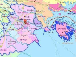 Giới thiệu khái quát huyện đảo Cát Hải
