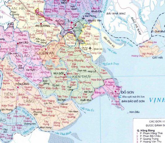 Giới thiệu khái quát quận Hải An